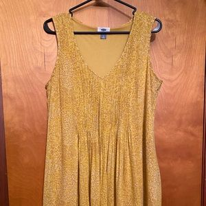 Old Navy Crepe Dress